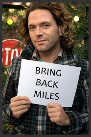 bring back miles