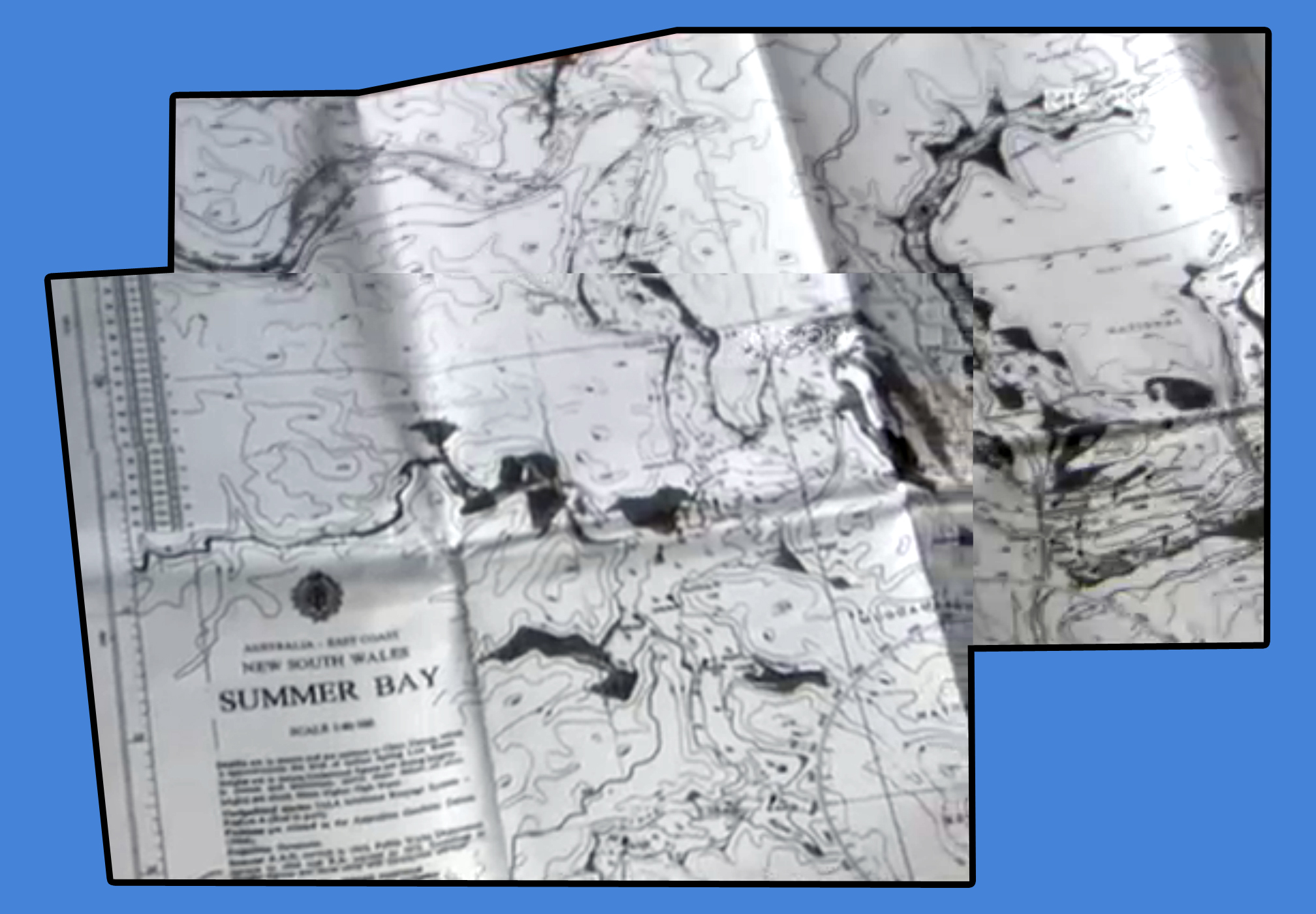 Summer Bay map